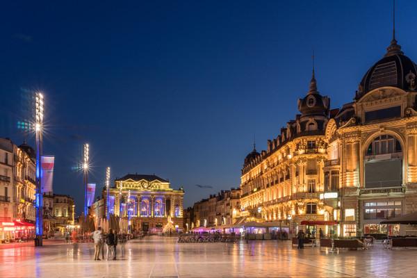 L'immobilier à Montpellier